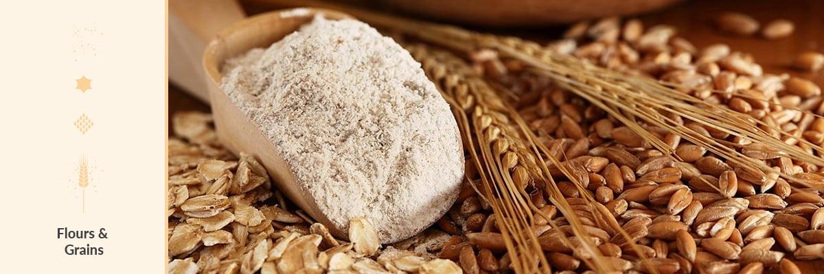 Flour and Grain